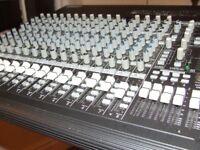 Mixing desk Mackie 1604 VLZ Pro