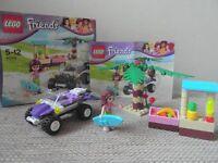Lego Friends Olivia's Beach Buggy 41010 (retired set)