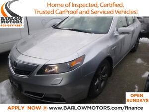 2014 Acura TL Technology Package|AWD|LEATHER|NAVIGATION