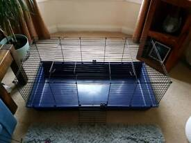 Extra large guinea pig cage (for 2 guinea pigs) Excellent condition. RRP £69.99