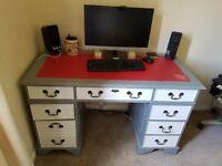 Retro upscaled desk