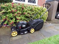 Mc Culloch Petrol Rotary Lawnmower -