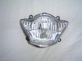 honda sh 125 headlight unit