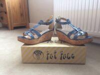 Fabulous summer sandals by Fat Face