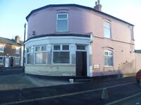 Four bedroom end terraced house to rent