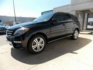 2015 Mercedes-Benz M-Class ML350 Bluetec, Parktronic, Toit pano,