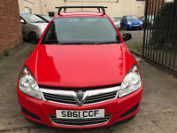 Vauxhall Astravan 1.7 CDTi 3dr 16v - 2011, 1 Company Owner, 12 Months MOT, 2 Keys, Immaculate Van!