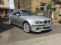 BMW 320d M Sport - 2 owners from new FSH - MINT CAR INSIDE AND OUT