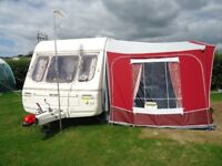 Dorema full size touring caravan awning - size 869cm or size 9
