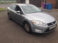 2009 09reg Ford Mondeo 2.0 Tdci Silver Good Runner
