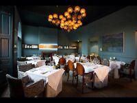 Sommelier at Restaurant Mark Greenaway