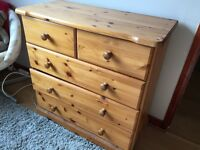 FREE 5 Drawer Chest of Drawers