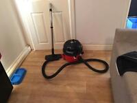 HENRY HOOVER TWIN SPEED CAN DELIVER.