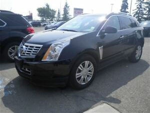 2016 Cadillac SRX Luxury Collection |REM Start|Camera|S Roof|Lea
