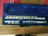 Flute gemeinhardt 2esp se