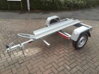 NEW Motorcycle Motorbike Trailer Tema Moto1 750kg