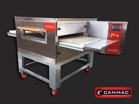 """32"""" CANMAC PIZZA OVEN ELECTRIC CONVEYOR ,PIZZA COMMERCIAL CATERING"""