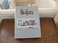 Beatles Anthology book and Interview cd for sale  Dorset
