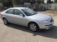 Ford Mondeo Ghia TDCI 2.0l 2005 full years MOT with no advisory