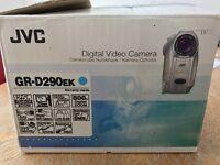 JVC GR-D290EK Digital Video Camera