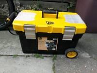 JCB tool box