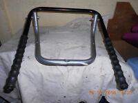 2 Bike wall mounting bike rack
