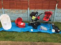 Quinny Buzz 3 in 1 Full Travel System