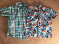 Boys clothes split in bundles from between age 4-5