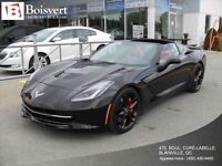 2014 Chevrolet Corvette STINGRAY/Z51/NAV/SIEGES RECARO