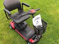 Pride go go elite traveller boot scooter in EXCELLENT condition ! Only used a few times