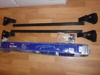 Halfords Roof Bars - for Cars without Gutters