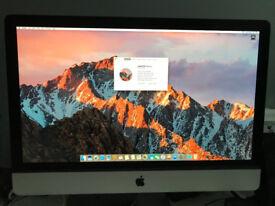 Late 2009 iMac 27-Inch