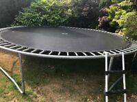 Used but in great condition - Duplay 14ft diameter