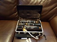 Selmer Bundy Clarinet with extras - priced for quick sale!