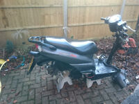 Peugeot Tweet 125 RS - 2013 - For parts / spares