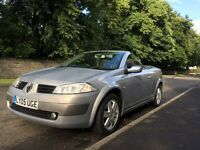 Renault Megane Convertible With Low Mileage, Diesel