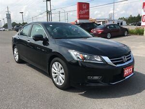 2013 Honda Accord Sedan L4 EX-L CVT