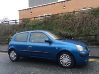 2004 Renault Clio 1.5 dci £30 Road Tax 12 Months Mot