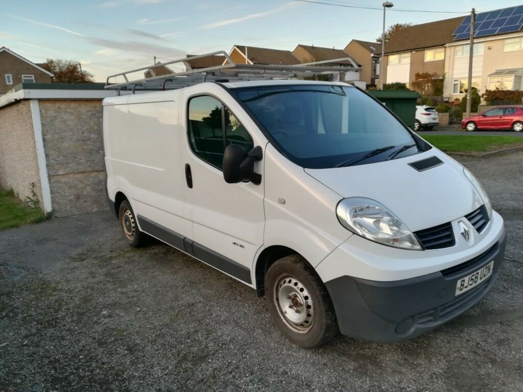 2008 Renault Trafic 2 0 Td Dci Sl27 With 12 Month Mot