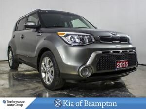 2015 Kia Soul EX+. CAMERA. BLUETOOTH. UVO AUDIO. HTD SEATS