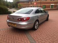 VW Passat CC 2,0 TDI, one owner, Full Service History , half year MOT, Superb Condition