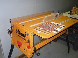 Triton 2000 Workcentre with circular saw.
