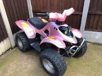 yamaha quad 100cc, used for sale  Sandiacre, Nottinghamshire