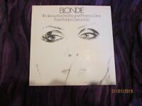 RARE 80S BLONDIE TOUCHED BY YOUR PRESENCE 12 INCH SINGLE have other blondie items for sale
