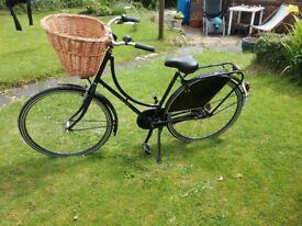 Ladies Dutchie bicycle