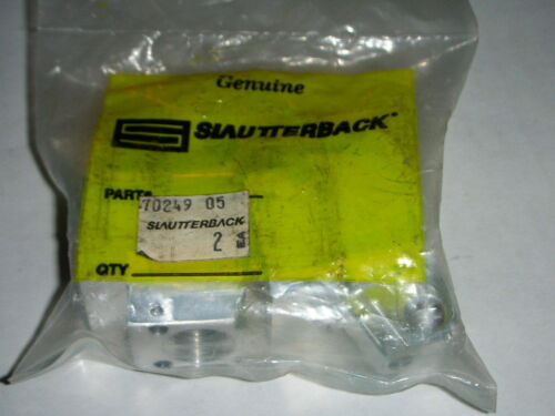 Slautterback Nordson 70249-05 Elbow Adapter NOS!! 1-Pc.