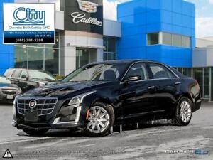 2014 Cadillac CTS 2.0L Turbo AWD Luxury
