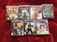 PS3 Games Joblot