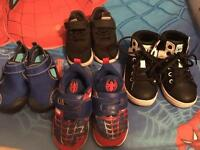 Boys Shoes/Trainers - Infant Size 7