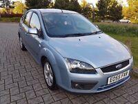 Ford focus Zetec Climatr -1.6 petrol